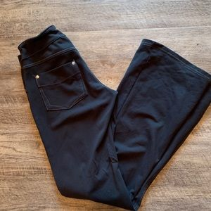 Athleta black stretchy pants